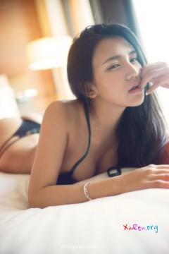 [Rayshen] 长发高冷少妇Nico香艳美体情趣内衣私房