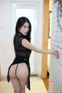 [CANDY] 第7期 苗条御姐战姝羽Zina曼妙身段极品室内情趣内衣私拍 54P