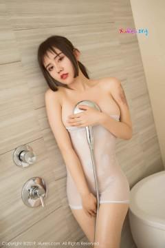 [秀人网XiuRen] N01421 长发花臂小姐姐Cris_卓娅祺浴室白色湿身连身裙诱惑极品商务写真 65P