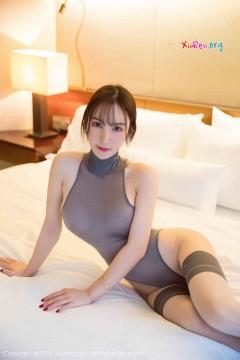[秀人网XiuRen] N01423 时髦秀美网红女郎周于希Sandy高叉紧身连体内衣优雅酒店私拍 68P
