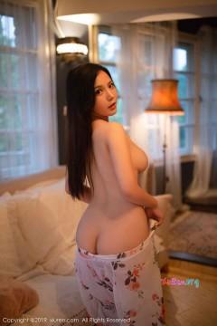 [秀人网XiuRen] N01478 甜美爆乳囡囡徐微微mia典雅精致美女艺术写真 40P