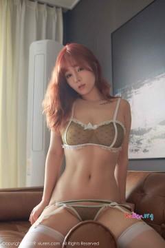 [秀人网XiuRen] N01536 圆润肥臀美媛王雨纯香艳迷人内衣风情写真 42P