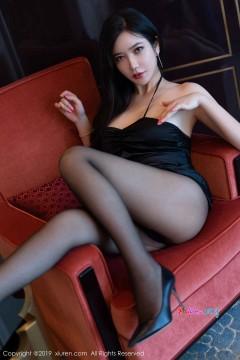 [秀人网XiuRen] N01596 妖媚黑丝御姐心妍小公主室内高跟丝袜情趣写真 48P