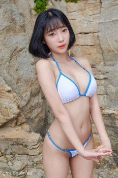 [秀人网XiuRen] N01702 清纯粉嫩小美女卿卿户外性感比基尼热辣魅力写真 68P