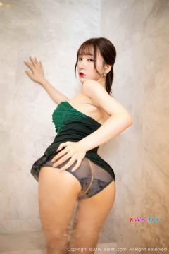 [秀人网XiuRen] N01703 靓丽败火模特周于希Sandy浴室包臀长裙湿身诱惑私拍 72P