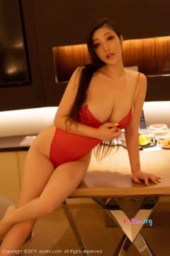[秀人网XiuRen] N01707 圆润高冷豪乳御姐妲己_Toxic小旅馆优雅养眼情趣内衣写真 56P