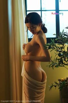 [秀人网XiuRen] N01769 优雅90后蜜桃女模沈梦瑶闺房大尺度全裸艳丽人体私房 51P