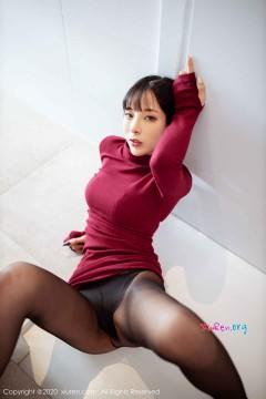 [秀人网XiuRen] N01968 邪魅长腿嫩模陈小喵包臀紧身黑丝秀雅激情商务私房 67P