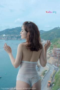 [秀人网XiuRen] N01998 酥臀美艳温婉小姐姐沈梦瑶勾魂清凉泳衣外拍写真 40P