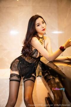[秀人网XiuRen] N02095 苗条红唇长发娇娃杨晨晨sugar浴室蕾丝成人内衣性感清凉私房 94P