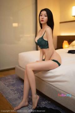 [秀人网XiuRen] N02281 温婉居家轻熟女安然maleah火爆蕾丝内衣极致挑逗艺术写真 68P