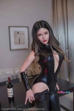 [秀人网XiuRen] N02341 开放狂野新人模特伊丽莎有点白透视情趣成人制服私密香艳清凉人体私房 62P