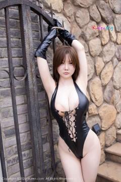 [秀人网XiuRen] N02460 童颜巨乳粉唇宝贝糯美子Mini室外激情喷血制服诱惑写真 32P