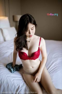 [秀人网XiuRen] N02453 成熟迷人轻熟女白茹雪Abby宾馆清凉内衣商务私拍 40P